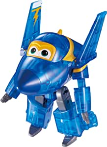 """Super Wings - Limited Edition   X-Ray Series   Transforming Jerome Toy Figure   Plane   Bot   , 5"""" Scale"""