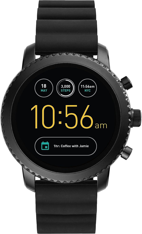 [フォッシル]FOSSIL 腕時計 Q EXPLORIST タッチスクリーンスマートウォッチ ジェネレーション3 FTW4005 メンズ 【正規輸入品】 B075RW1ZVV