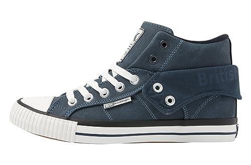 British Knights ROCO Herren HIGH-Top-Schuh Sneaker  Amazon.de ... e69fa1130c