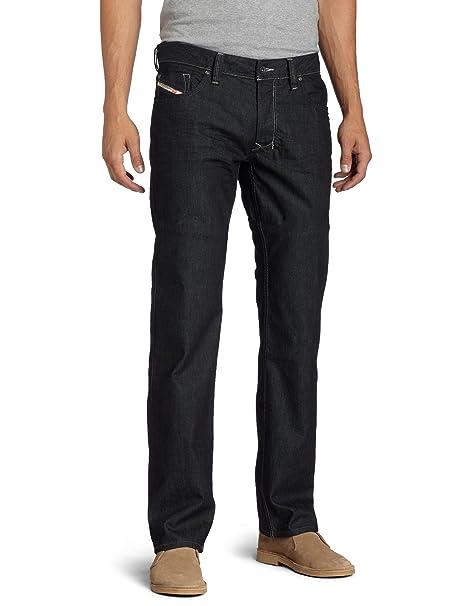 Diesel Mens Larkee Regular Straight-Leg Jean 0088Z