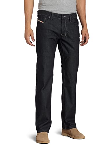Diesel Mens Larkee Regular Straight-Leg Jean 0088Z