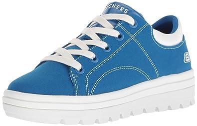3323c335b6 Skechers Women s Street Cleat-Bring It Back Trainers  Amazon.co.uk ...