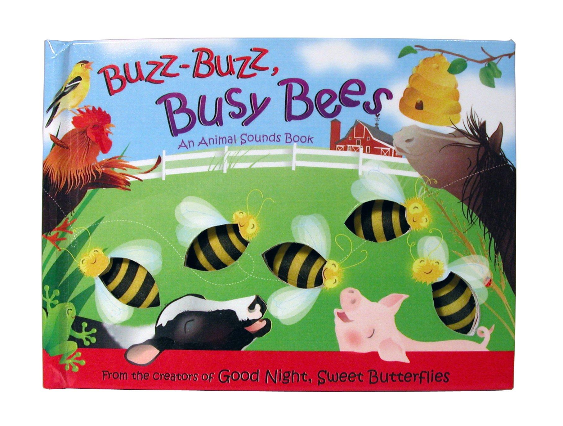 Amazon.com: Buzz-Buzz, Busy Bees (9780689868481): Dawn Bentley ...