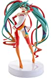 "Banpresto Hatsune Miku Goodsmile Racing and Team UKYO 2016 7"" SQ Action Figure"