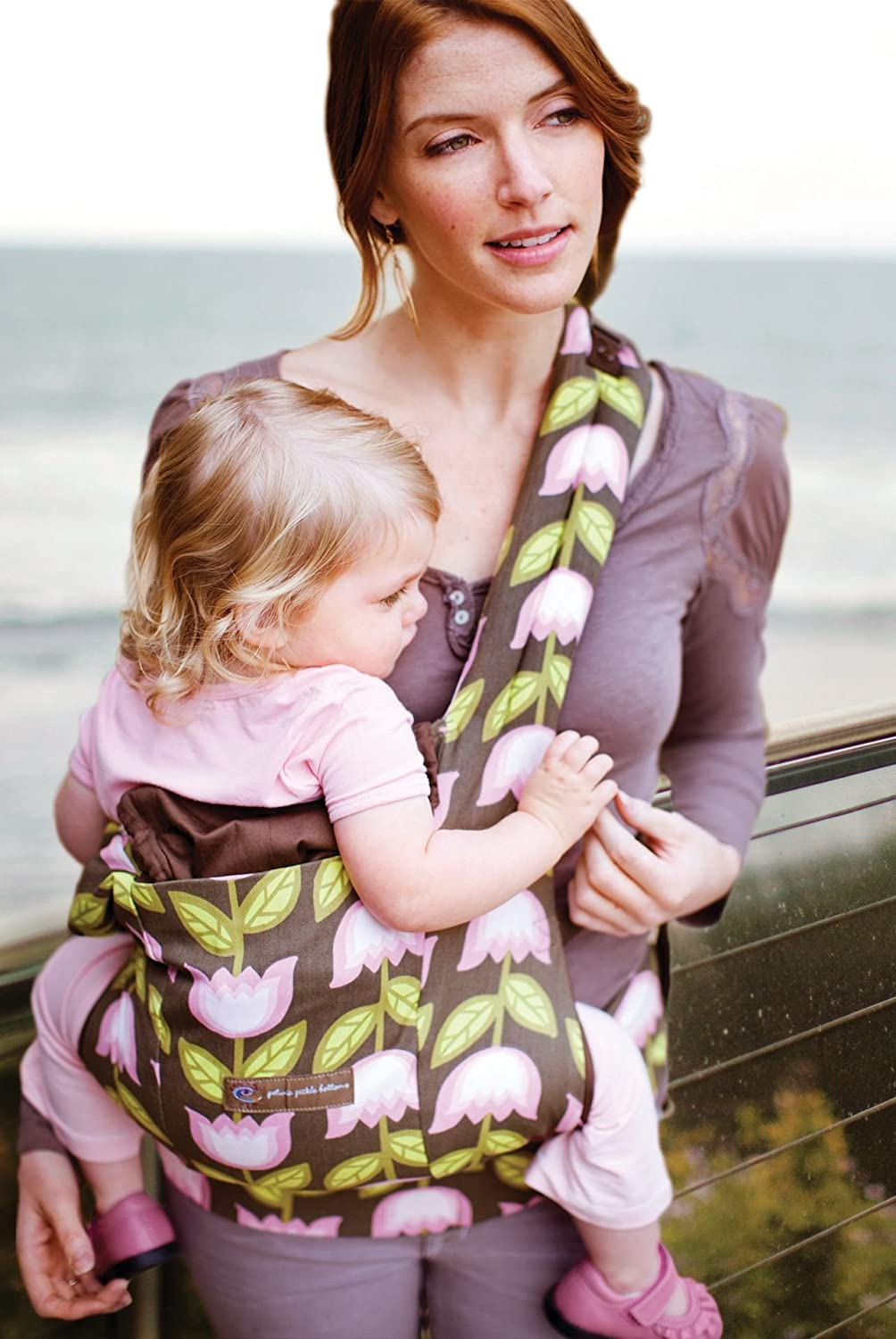 petunia baby carrier