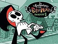 amazon com the grim adventures of billy mandy season 1 amazon