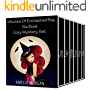 Witches Of Enchanted Bay Six Book Cozy Mystery Set