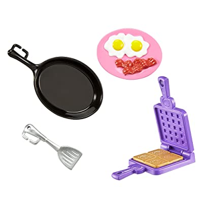 Barbie Breakfast Accessory Pack: Toys & Games