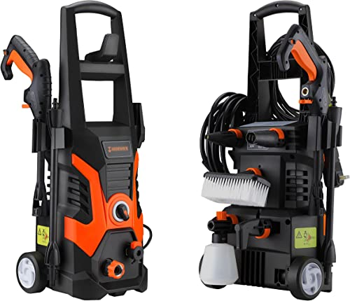 Hephaestus Electric Pressure Washer 1900 PSI 1.5GPM 13 AMP Power Washer