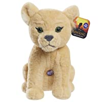 Deals on Lion King Live Action Bean Plush 8-inch