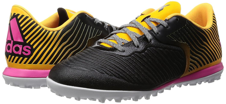 adidas X 15.2 CG, Chaussures de Foot Homme, de Plusieurs Couleurs (Gris/Blanc/Vert (Griosc/Balcri/Seliso)), 44 2/3 EU