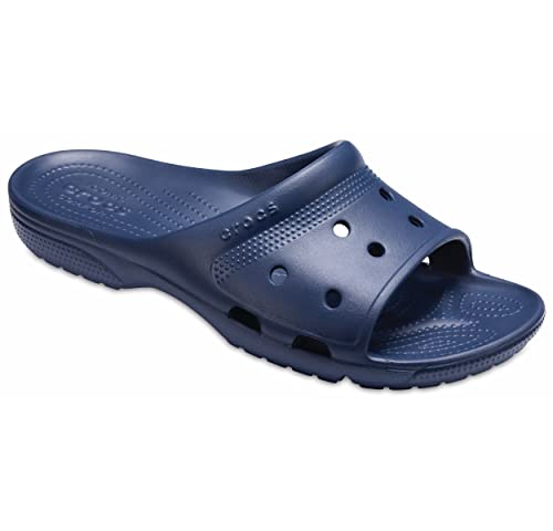 eeda45441a1a Crocs Unisex Adult Crocs Coast Slide Black  Buy Online at Low Prices in  India - Amazon.in