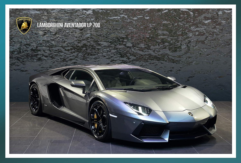 Lamborghini LP 700 Poster