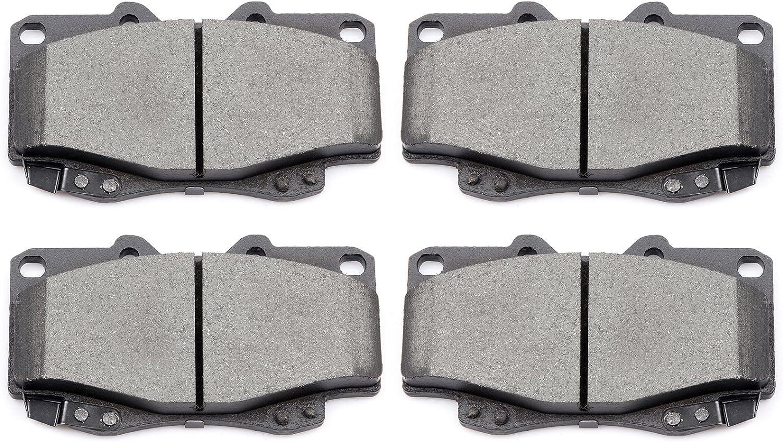 Centric Parts Semi-Metallic Disc Brake Pads CT99147 FRONT + REAR SET