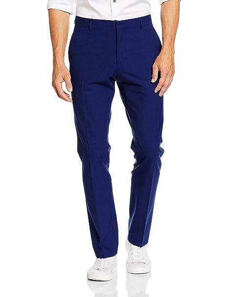 Shdnewone-mylodon2 M Trs Noos, Pantalones de Traje para Hombre, Azul (Blue Depths), 50 Selected