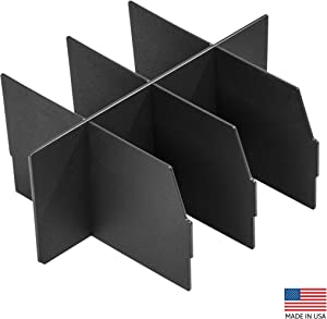 Vehicle OCD - Center Console Organizer for Chevy Suburban/Chevy Tahoe/GMC Yukon (Full Console w/Bucket Seats ONLY)(2015-2020) - Made in USA