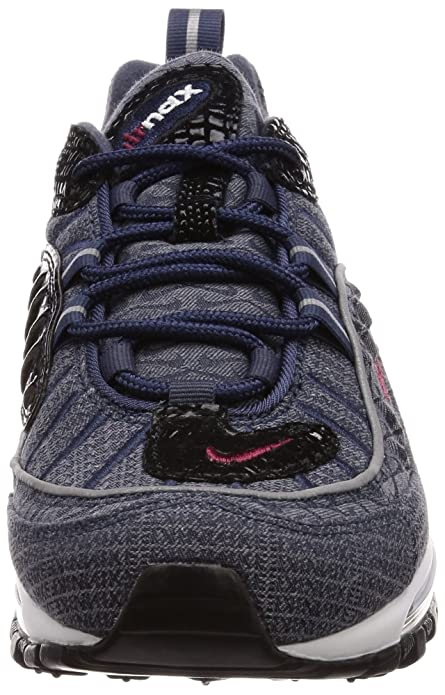 brand new b52f1 cdbd6 Amazon.com   Nike Air Ma x98 QS Thunder Blue 924462 400   Basketball