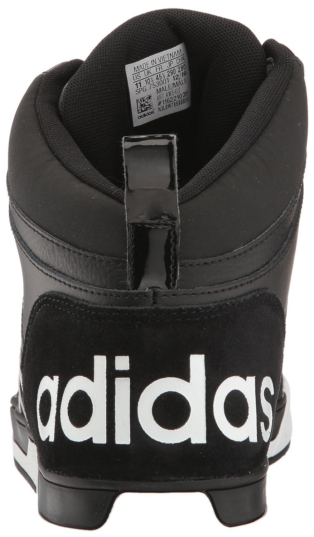 pretty nice 1e683 f3da4 Adidas Neo - Zapatos para Basket, Hombres, Negro Blanco Negro  Adidas   Amazon.com.mx  Ropa, Zapatos y Accesorios