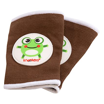 Ah Goo Baby Hoppy Frog Kneekers, Toffee Lean Leg: Amazon.in: Toys ...
