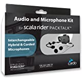 Cardo Scala Rider PackTalk Audio Kit Microfono & Altoparlanti kit SRAK0032