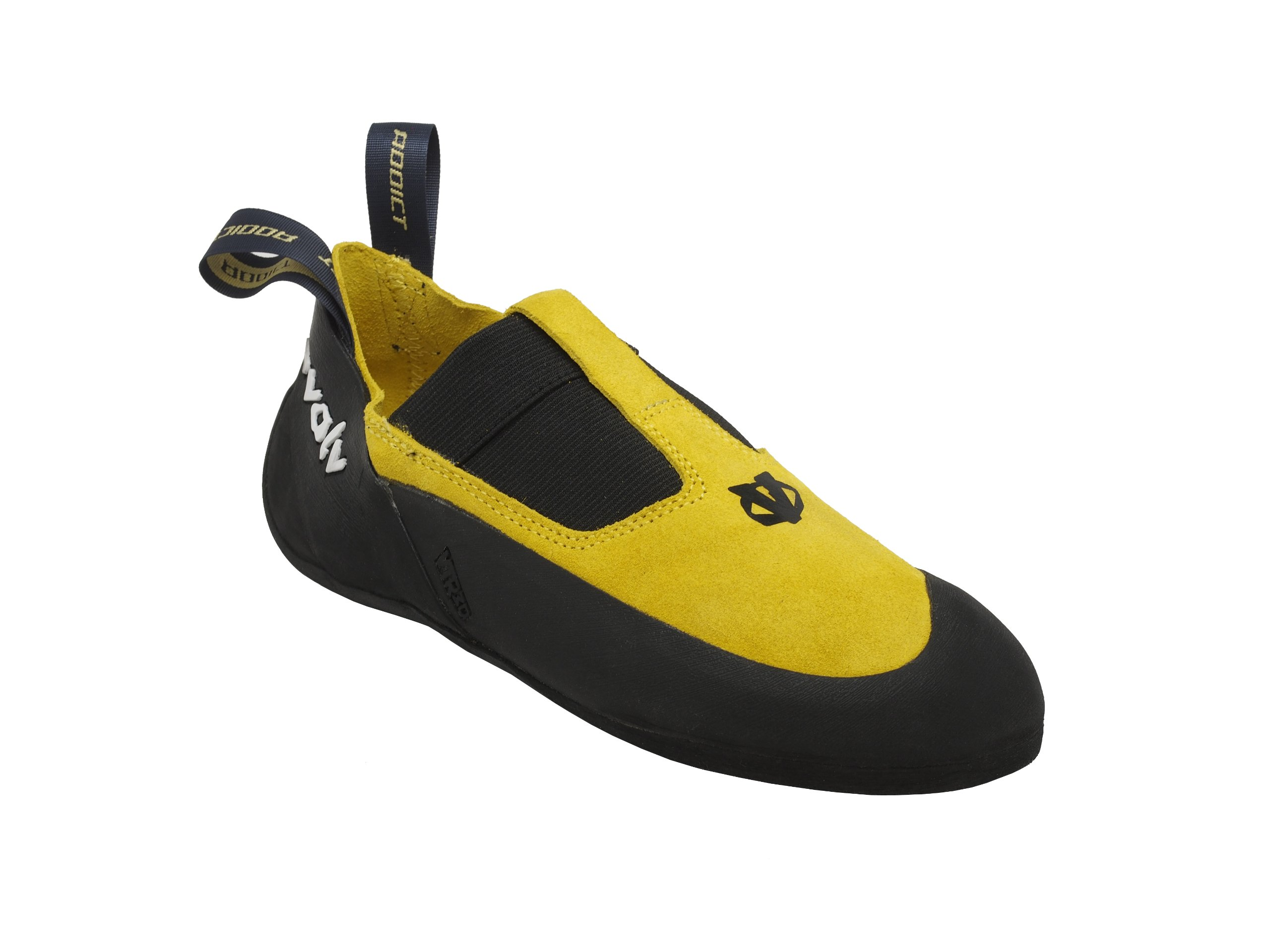 Evolv Addict Climbing Shoe - Yellow 10 by Evolv