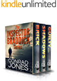 The Inspector Braddick Series: books 1 - 3
