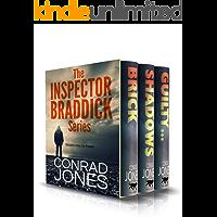 The Inspector Braddick Series: books 1 - 3