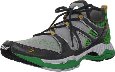 ZOOT Ultra Kane 3.0 Zapatilla de Running Caballero, Verde/Gris, 41 ...