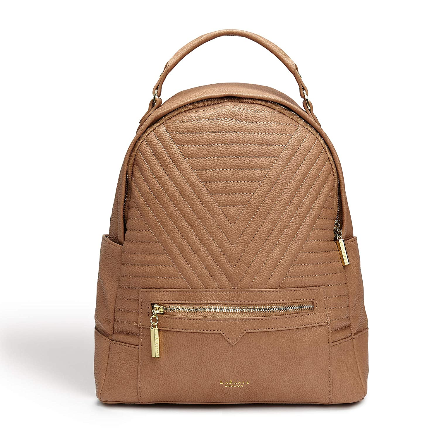 3b547cee9b LaBante - Sac a Dos Femme - Camberwell - Sac a Main Marron Sac a Dos Fille  Sac Cours lycee | Sac a Dos Cuir Sac a Dos Voyage Femme Sac bandouliere ...
