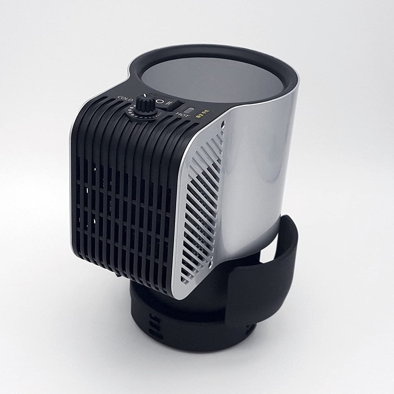 Thermoelectric Cup Holder with Temperature Control LG 12V Vehicle Heating /& Cooling Cup Holder