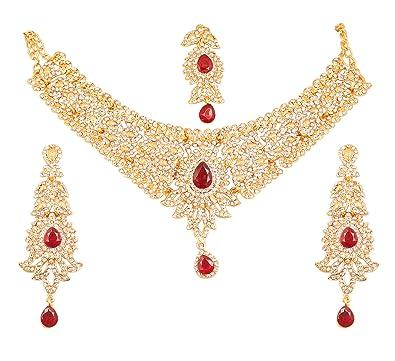 f55880c157554 Buy Touchstone Indian Desire Paisley Motif Legandary Studded Diamond ...