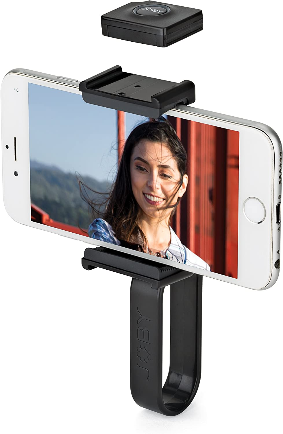 Joby Griptight POV Kit Image Stabilizer W//Bluetooth Remote for Apple//Android Smartphones