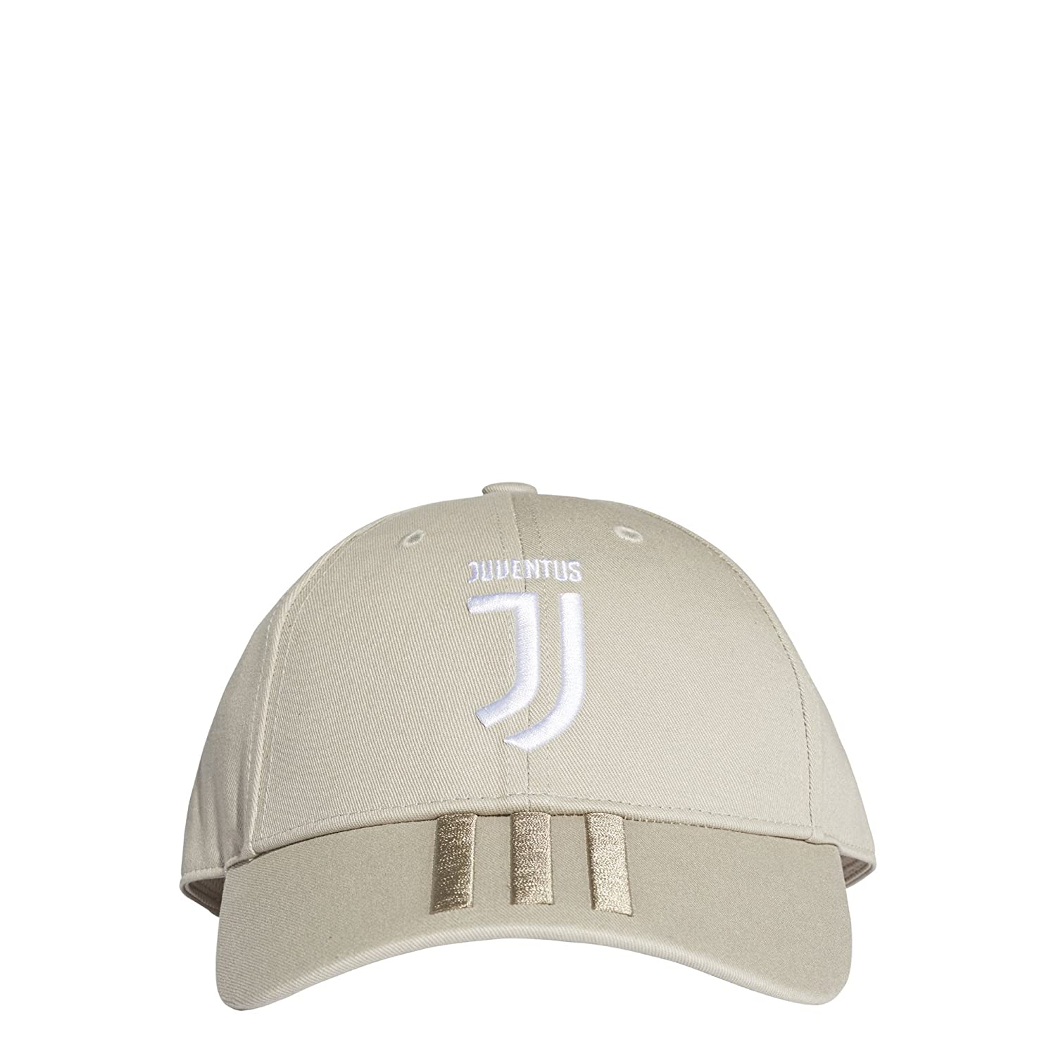 adidas 3 Stripes Cap Juventus, Unisex adidas Men's Juve 3S Cap Black/White One Size CY5558