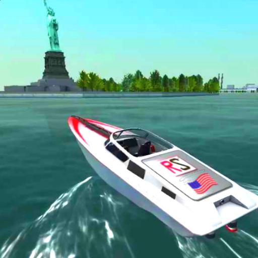 (Racing Boat )