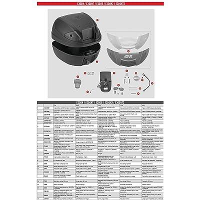 GIVI Z1732Fsr Reflector: Automotive