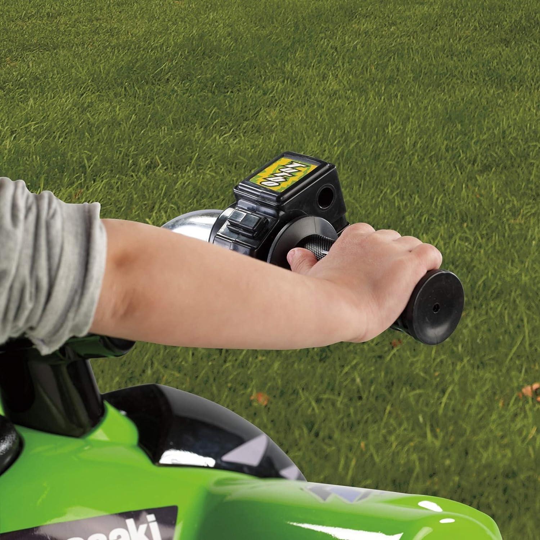 Power Wheels Kawasaki Kfx Green Toys Games 12 Volt Wiring Diagram