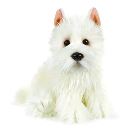 Amazon Com Webkinz Signature West Highland Terrier Plush Toys Games