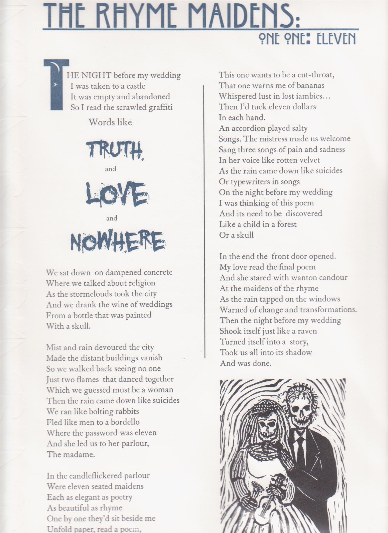 The Rhyme Maidens Neil Gaiman Amazon Books