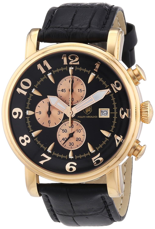 POLITI OROLOGI Herren Armbanduhr Chronograph OR3711