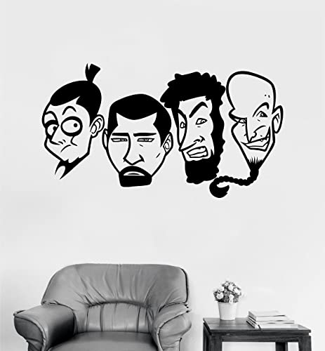 Amazon Com System Of A Down Wall Decal For Living Rooms Bedrooms