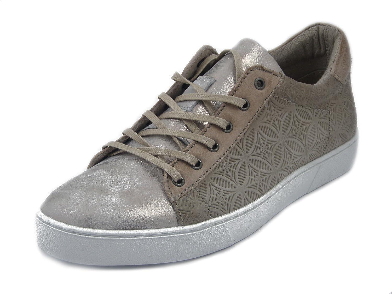 OSVALDO PERICOLI Zapatillas de Piel Para Mujer 36 EU