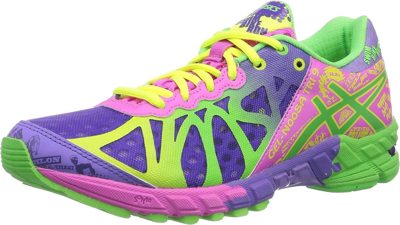 Asics Gel-Noosa Tri 9, Zapatillas de Atletismo para Mujer: Amazon.es: Zapatos y complementos
