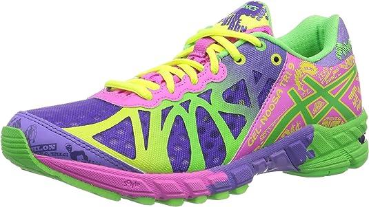 Asics Gel-Noosa Tri 9, Zapatillas de Atletismo para Mujer ...