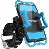 CHOETECH Fahrrad Handyhalterung VerstellbarerFahrrad&Motorrad Handyhalter 360-Grad-Drehung für iPhone, Samsung und Andere Smartphones