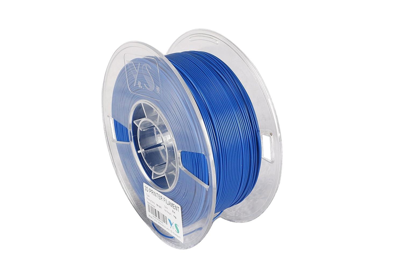 YS tangle-free filamento para impresoras 3D ABS modificado 1.75mm ...