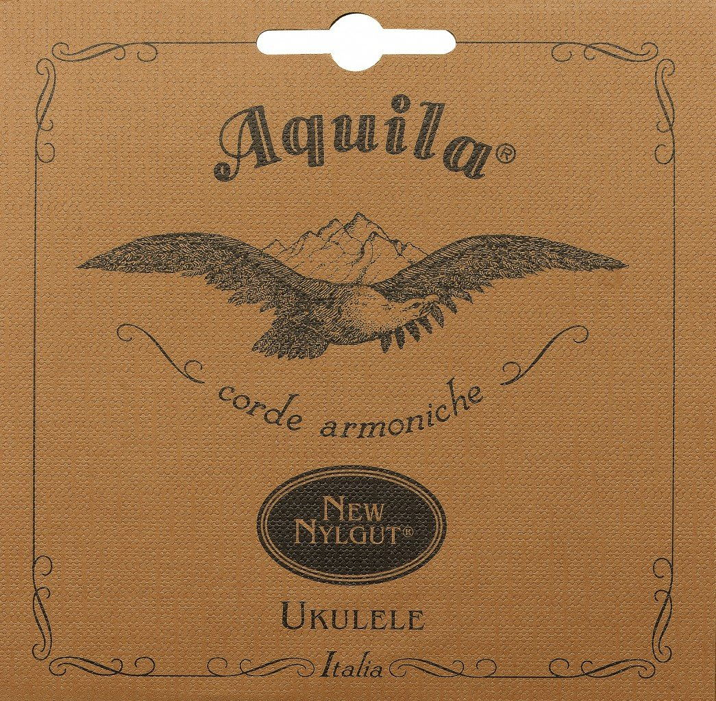 Aquila Strings AQ-15U NylgutLow G Tenor Ukulele Strings Kelley Sales