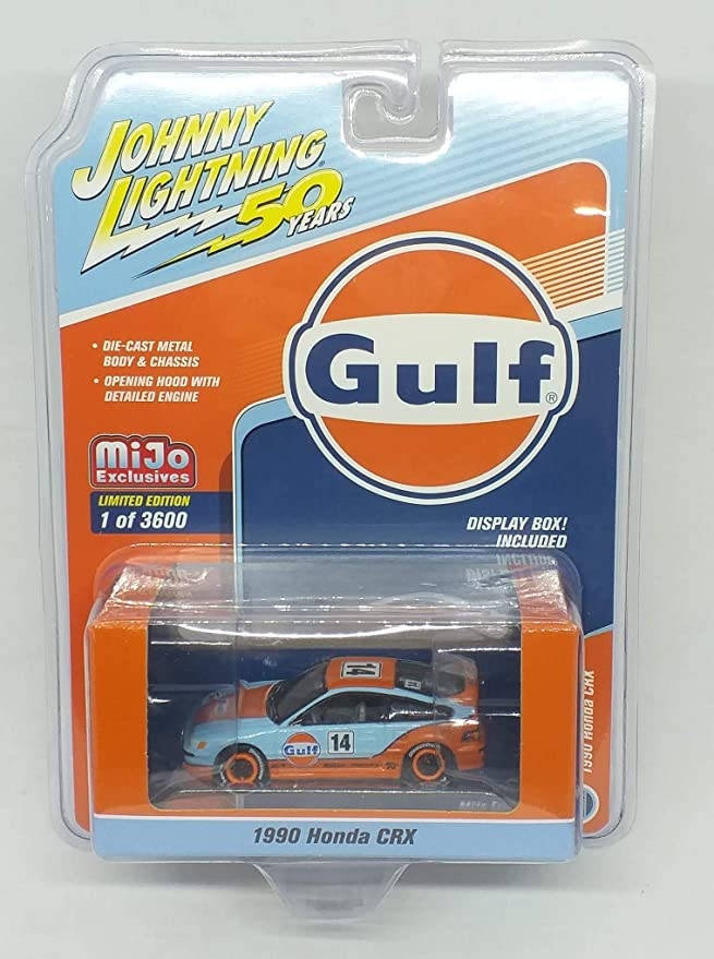 Johnny Lightning Gulf Dodge A-100 NG9