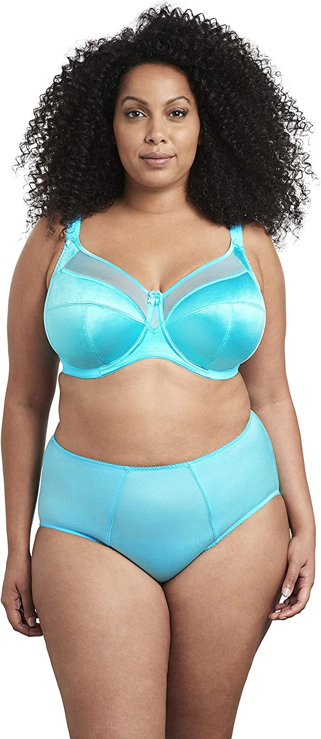 Goddess Womens Plus Size Keira Full Coverage Brief