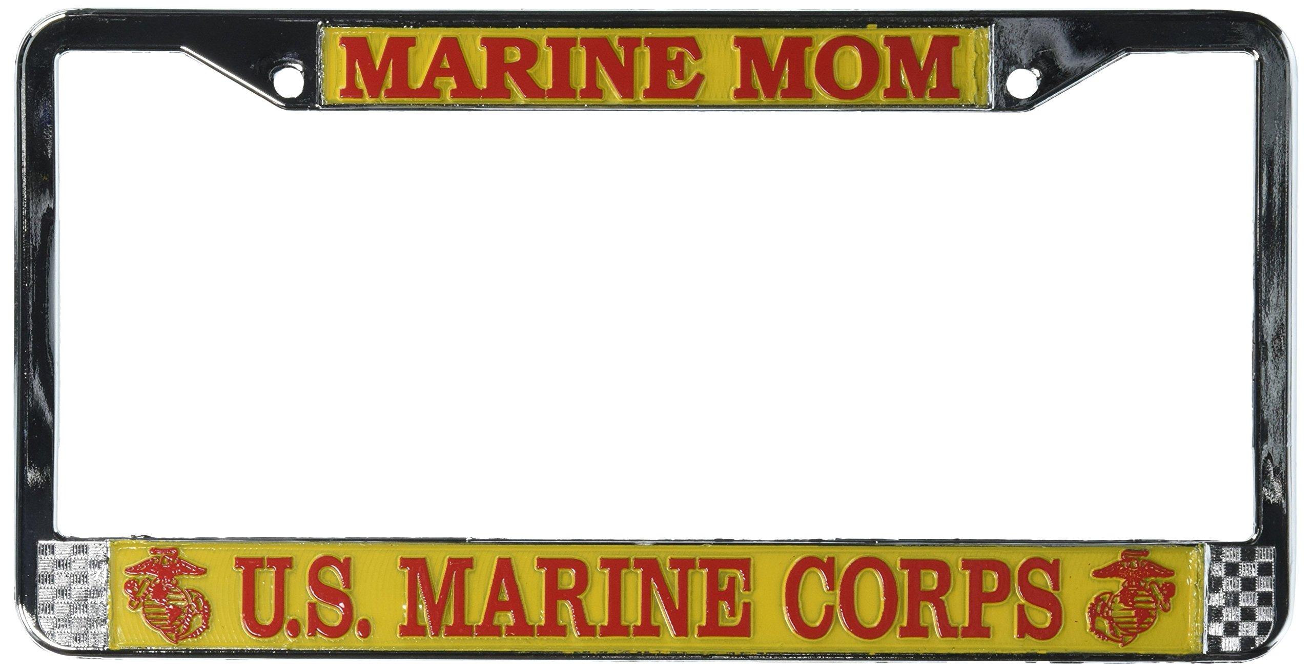 Marine Corps License Plate Frame: Amazon.com