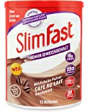 SlimFast Cafe Latte Flavour Shake Powder 438g